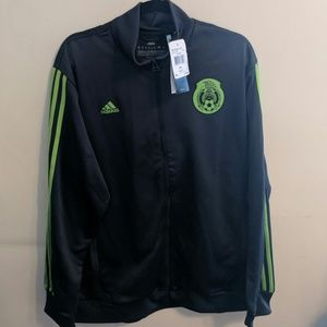 Mexico National Team Adidas Track Jacket
